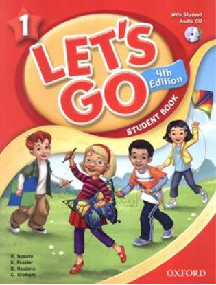 Imagem de LETS GO 1 STUDENT BOOK WITH CD PACK - FOURTH EDITION