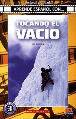 Imagem de TOCANDO EL VACIO + CD