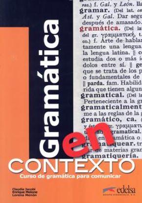 Imagem de GRAMATICA EN CONTEXTO - NIVEL A1-B2