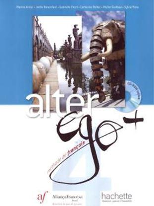 Imagem de ALTER EGO + 4 BRESIL - LIVRE DE L´ELEVE + CD-ROM