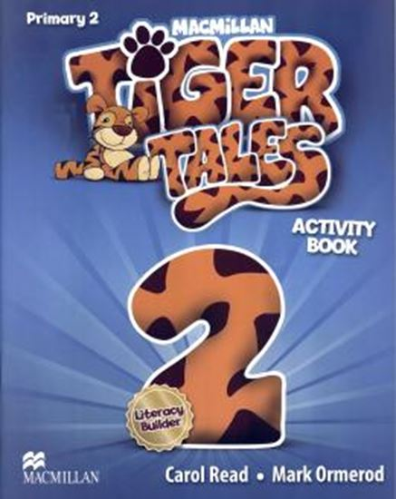 Picture of TIGER TALES 2 ACTIVITY BOOK