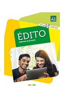 Imagem de EDITO A2 - LIVRE ELEVE + DVD-ROM