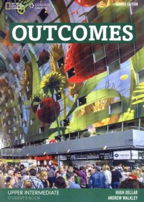 Imagem de OUTCOMES UPPER INTERMEDIATE STUDENT´S BOOK AND CLASS DVD WITHOUT ACCESS CODE - 2ND ED