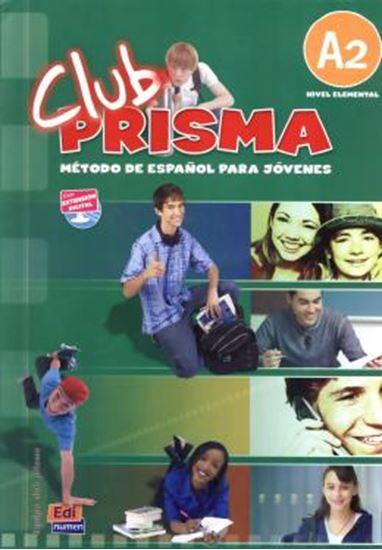 Picture of CLUB PRISMA A2 - LIBRO DEL ALUMNO + CD