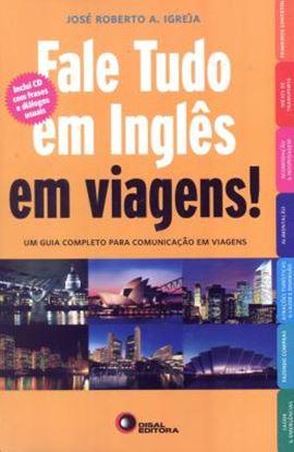 Imagem de FALE TUDO EM INGLES EM VIAGENS! COM CD AUDIO