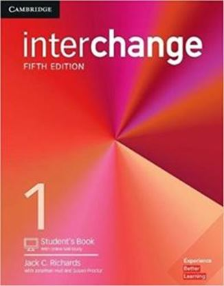 Imagem de INTERCHANGE 1 STUDENT´S BOOK WITH ONLINE SELF-STUDY - 5TH ED