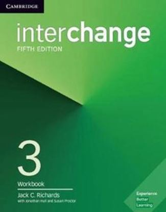 Imagem de INTERCHANGE 3 WORKBOOK - 5TH ED