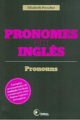 Imagem de PRONOMES EM INGLES - PRONOUNS