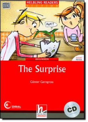 Imagem de THE SURPRISE - WITH CD - BEGINNER