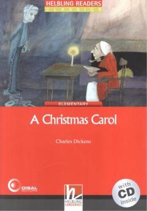 Imagem de THE CHRISTMAS CAROL - WITH CD - ELEMENTARY