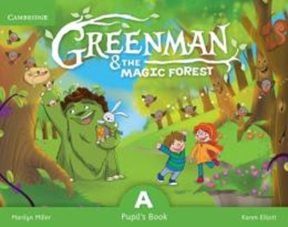 Imagem de GREENMAN AND THE MAGIC FOREST A PUPILS BOOK WITH STICKERS AND POP OUTS