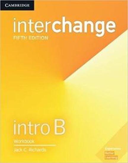Picture of INTERCHANGE INTRO B WORKBOOK - 5TH ED
