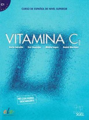 Imagem de VITAMINA C1 - LIBRO DEL ALUMNO + AUDIO DESCARGABLE