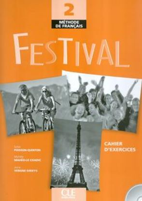 Imagem de FESTIVAL 2 CAHIER D´EXERCICES + CD AUDIO