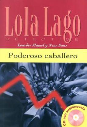 Imagem de PODEROSO CABALLERO - NIVEL A2 - LIBRO + CD AUDIO