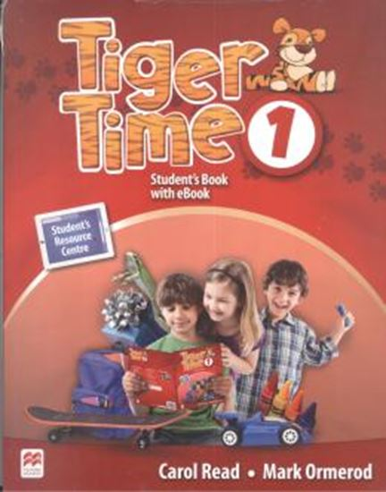 Picture of TIGER TIME 1 STUDENT´S BOOK WITH EBOOK PACK