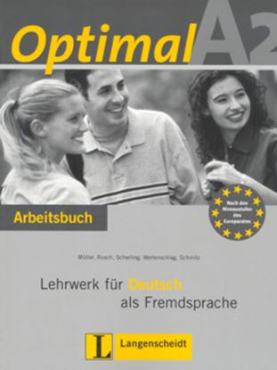 Imagem de OPTIMAL A2 - ARBEITSBUCH  MIT LERNER AUDIO CD (L. DE EXERCICIOS C/ CD-ROM)