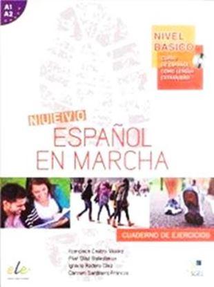 Imagem de NUEVO ESPANOL EN MARCHA BRASIL BASICO - EJERCICIOS + CD