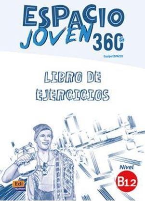 Imagem de ESPACIO JOVEN 360 B1.2 - LIBRO DE EJERCICIOS