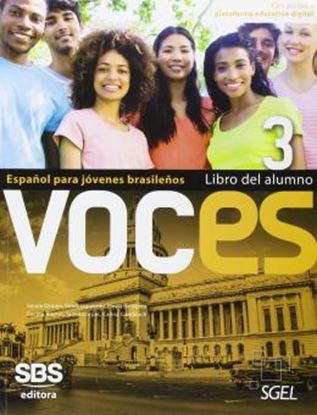 Imagem de VOCES 3 - LIBRO DEL ALUMNO + LICENCIA DIGITAL