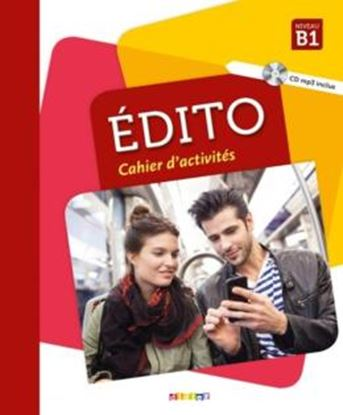 Imagem de EDITO B1 - CAHIER D´EXERCICES + CD MP3 - 2EME ED