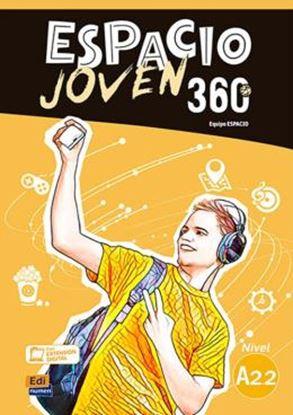 Imagem de ESPACIO JOVEN 360 A2.2 - LIBRO DEL ALUMNO + EBOOK + EXTENSION DIGITAL
