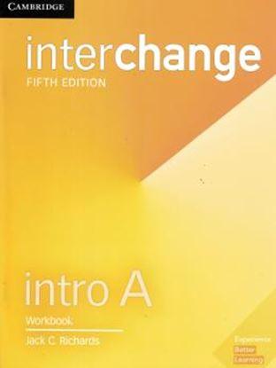 Imagem de INTERCHANGE INTRO A WORKBOOK - 5TH ED