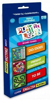 Imagem de PLAY TO LEARN - TRIPLE LEARNING