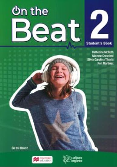 Picture of PACK CULTURA INGLESA - ON THE BEAT 2 - STUDENT´S BOOK