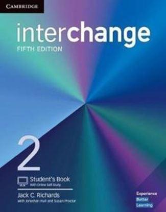 Imagem de INTERCHANGE 2 STUDENT´S BOOK WITH ONLINE SELF-STUDY - 5TH ED