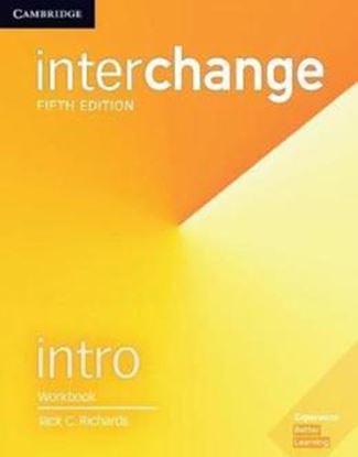 Imagem de INTERCHANGE INTRO WORKBOOK - 5TH ED