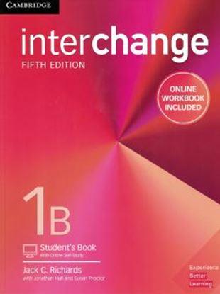 Imagem de INTERCHANGE 1B STUDENT´S BOOK WITH ONLINE SELF-STUDY AND ONLINE WORKBOOK - 5TH ED