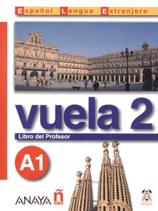 Imagem de VUELA 2 LIBRO DEL PROFESSOR CON CD