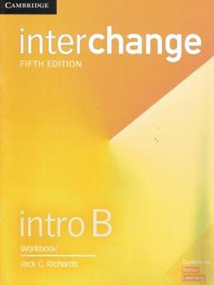 Imagem de INTERCHANGE INTRO B WORKBOOK - 5TH ED